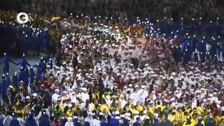Олимпийские игры 2012 - Церемония закрытия Олимпийских игр