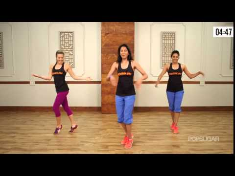 10minute bollywood dance fitness workout bombay jam