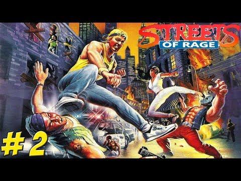 SEGA Genesis: Streets of Rage! Part 2 - YoVideogames