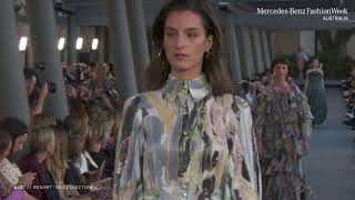 AJE MERCEDES - BENZ FASHION WEEK AUSTRALIA RESORT '20 COLLECTIONS