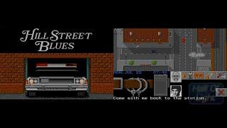 Amiga Hill Street Blues