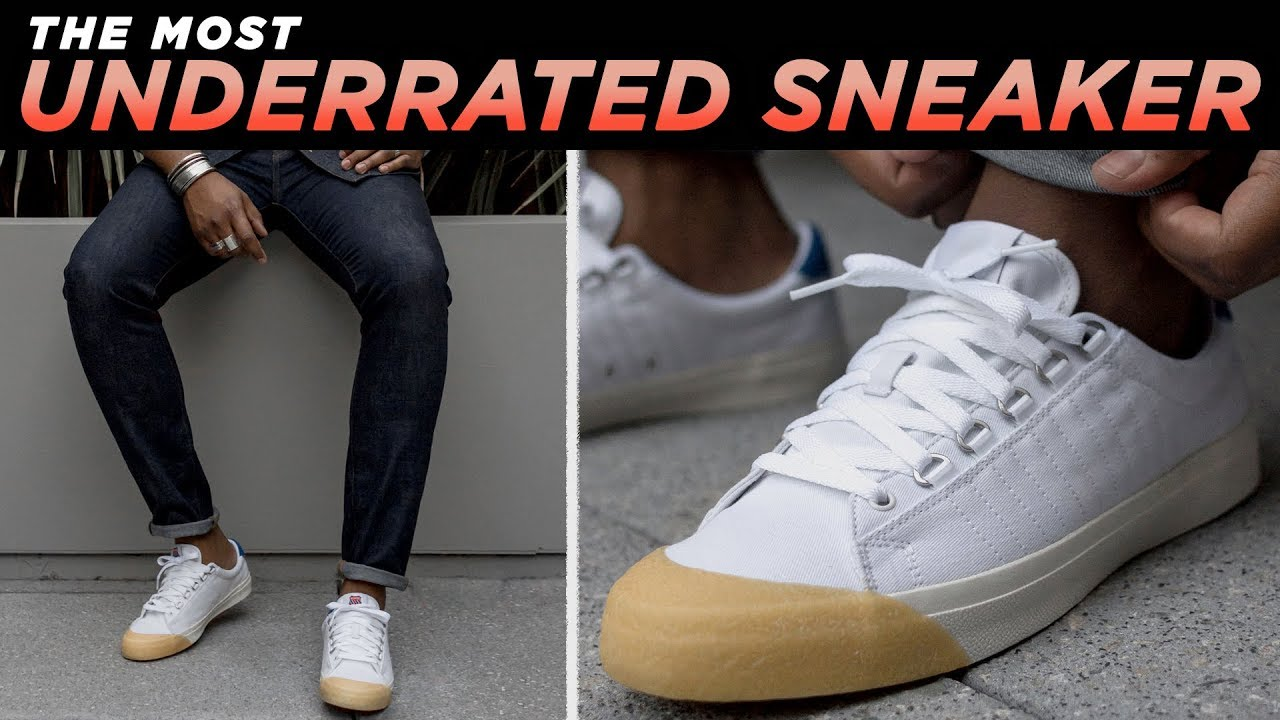 MOST UNDERRATED SNEAKER BRAND 2018