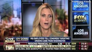 Ann Coulter: Obama distracts from one scandal by creating a new one. Thumbnail