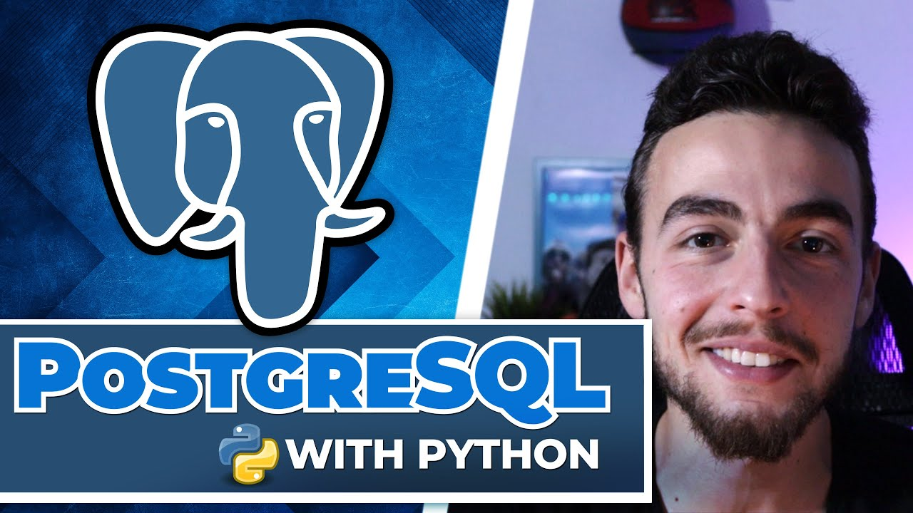 How to Connect YOUR Python Projects to a Database? [FULL 40-MINUTE TUTORIAL]
