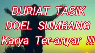 Download lagu DOEL SUMBANG - DURIAT TASIK - OFFICIAL VIDEO MUSIK #doelsumbang #duriattasik #kabupatentasikmalaya