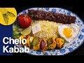 Chelo Kabab—Peter Cat Favourite—Tehdig, Jujeh/Chicken and Koobideh/lamb keema K…