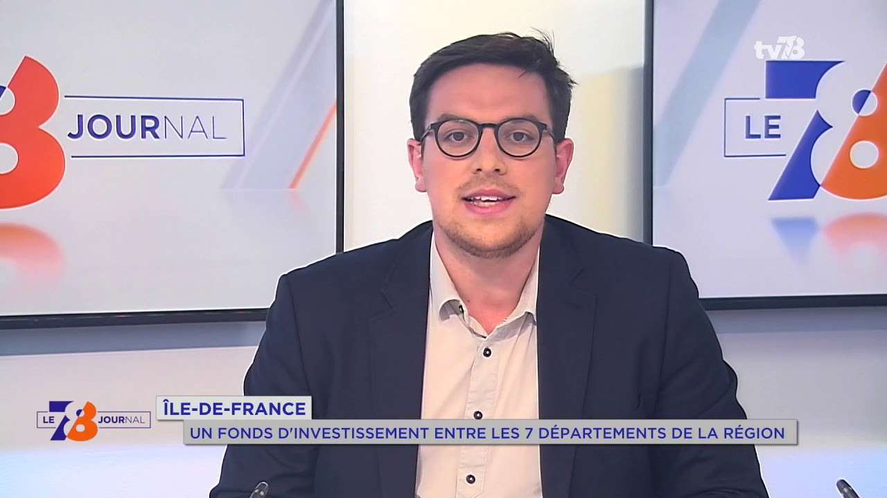 Île-de-France : Un fonds d'investissement entre les 7 départements de la région