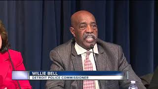 Detroit police corporal who beat naked mentally ill woman up for a promotion