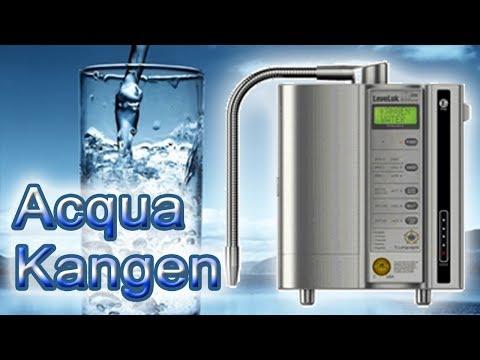 quale depuratore d'acqua scegliere per casa? Ionizzatore Kangen è molto di più !!