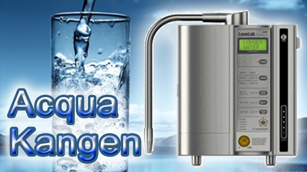 Quale depuratore d 39 acqua scegliere per casa ionizzatore kangen molto di pi youtube - Depuratore acqua casa prezzo ...