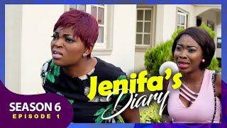 Jenifa's Diary S6EP1 - Narrow Escape