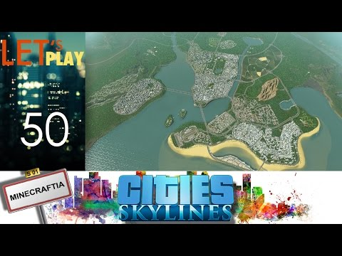 [FR] Cities Skylines - ep.50 - Fin du mandat