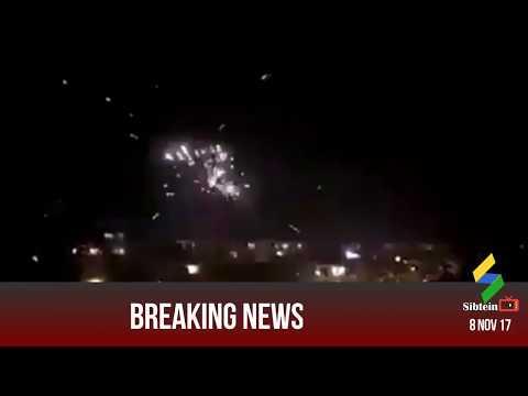 Extreme Firing celebrations in New year Karachi 2018