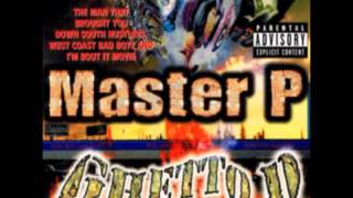 Master P Pass Me Da Green Instrumental (prod. by Carter Da Harder)