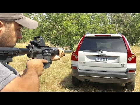 Image result for Volvo SUV Safety test - are Volvo's bulletproof ?