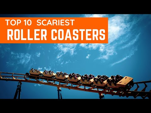Top 10 Scariest Roller Coasters In The World - Dangerous Roller Coasters in 2020