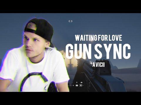 Rainbow SIx Siege Gun sync : Waiting For Love ( Tribute to Avicii )