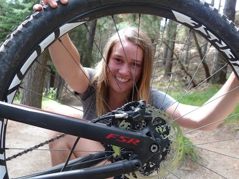 Give it a Go Girl - Mountain Biking