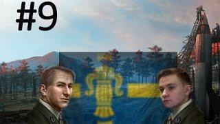 HoI4 - Fascist Sweden - Svea Rike Part 9