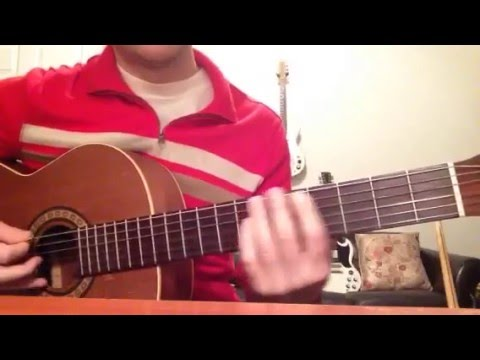Movin\' Out - Billy Joel (for guitar) lesson tutorial - YouTube