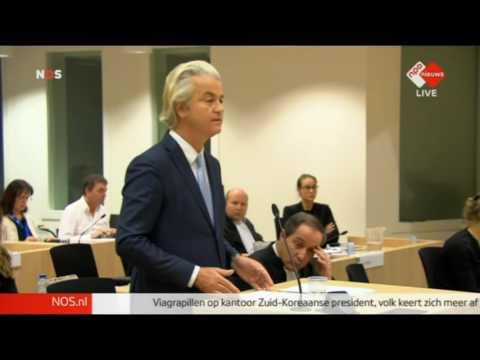 Laatste woord Geert Wilders - Rechtbank 23 november 2016