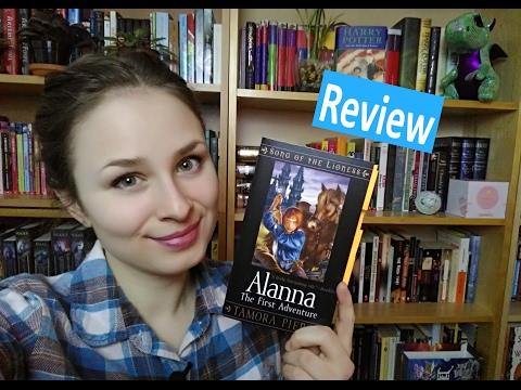 Review  Alanna The First Adventure  Tamora Pierce