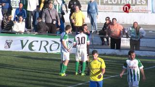 Resumen Atco Sanluqueño 3 - 0  San Juan  Tercera División Grupo X