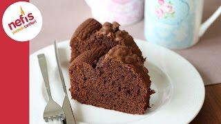 Çikolatalı Yumuşacık Kek Tarifi