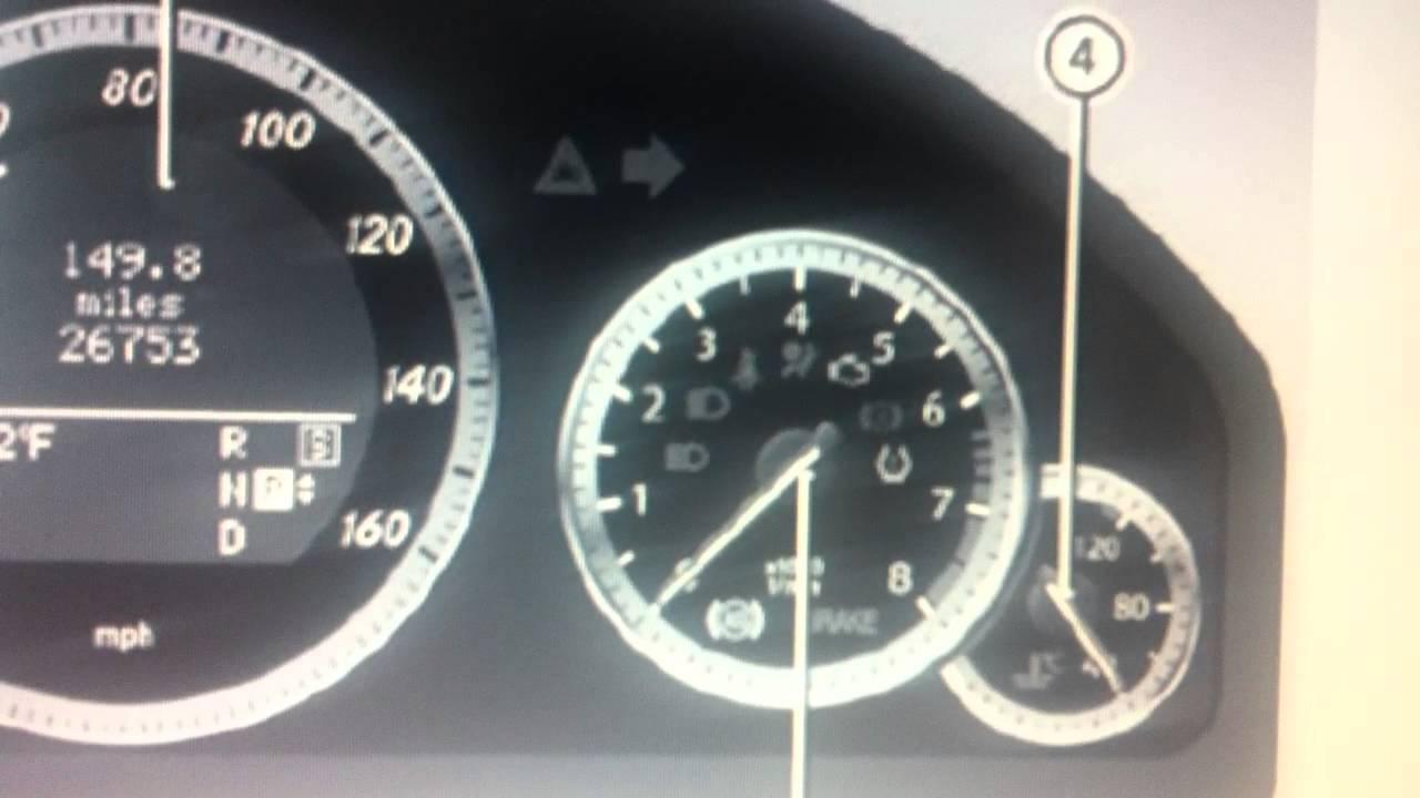 Mercedes-Benz E-Class: Hazard warning lamps