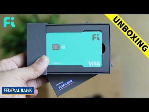 Download Fi Money Debit Card Unboxing | Life Time Free Fi Bank Debit Card 🔥🔥