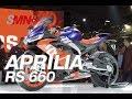 Aprilia Rs 660 2020/tuono 660 Concept   Eicma 2019 [fullhd]