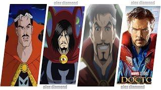 Doctor Strange Evolution 2021