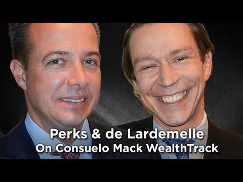 Edward Perks & Charles de Lardemelle