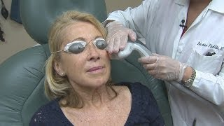 Treatment gets rid of dark spots on face in minutes