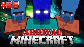 WARNUNG von SIRIUS?! - Minecraft Arrival #086 [Deutsch/HD]
