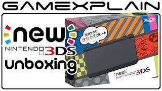 New Nintendo 3DS Unboxing & System Tour