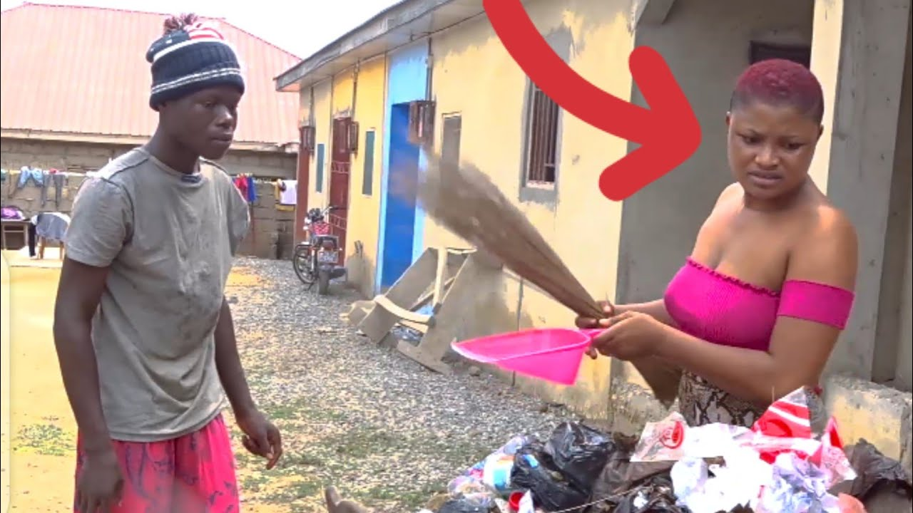 Download ATEMUDA BOLA MAN😂😂 Eeeiii KWADASO WANT TROUBLE OH WHY SHE PUT PAD INSIDE THE BOLA😂😂😂😂.