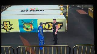 THE SPECIALIST VS TORNADO IN A TABLE MATCH!