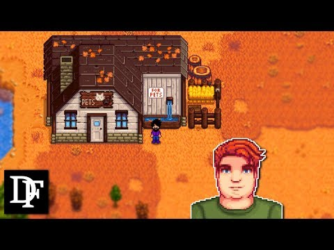 New Marriage and Divorce! Alec NPC Mod! - Stardew Valley Gameplay