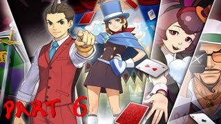 Phoenix Wright Ace Attorney Spirit of Justice (Blind): Case 2 - Part 6