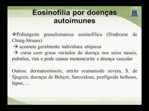 Eosinofilos altos sintomas