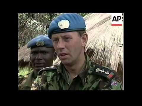 DR CONGO: RWANDAN ARMY WITHDRAWAL