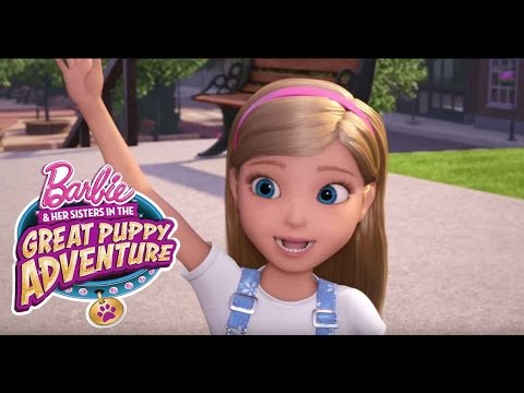 Jack Reveals a Clue | Barbie & Her Sisters in a Great Puppy Adventure | Barbie