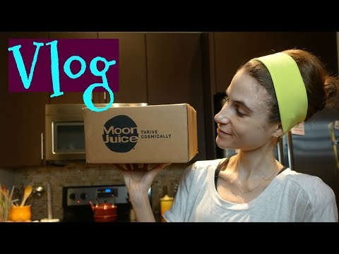 Vlog: Moon Juice Haul, 99 cents store, #TybeeTV| Dr Dray