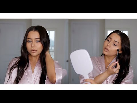 MY 5 MINUTE SUPER MINIMAL MAKEUP ROUTINE