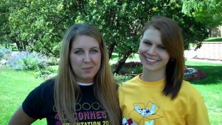 University of Minnesota, Crookston Student Orientation Staff August 2012