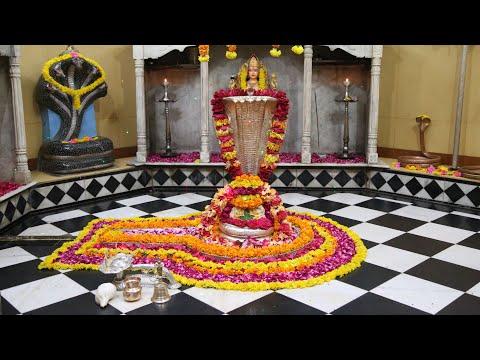 Nageshwar Jyotirling - Aarti Darshan.flv
