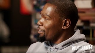 Social Media & The NBA | The Boardroom With KD