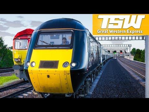 TRAIN SIM WORLD: Great Western Express #7 -Weihnachtsschließung mit der Class 43