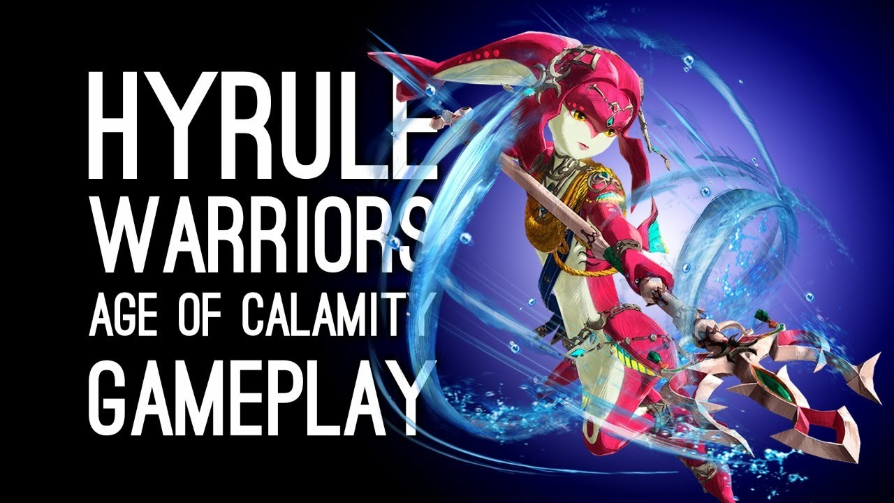 Hyrule Warriors Age Of Calamity Livestream First Two Hours Of New Zelda Gameplay Youtube